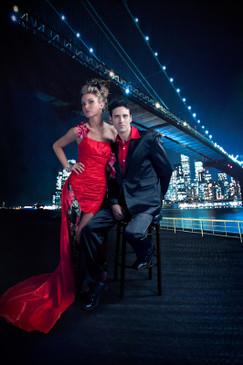 Brooklyn Bridge Backdrop
