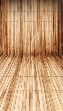 Bamboo Wood Planks Backdrop