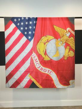 Flags 5x5 PrismaCloth Backdrop