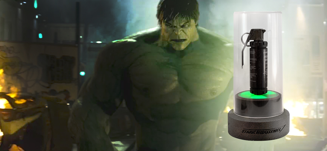 Hulk Movie Prop Replica