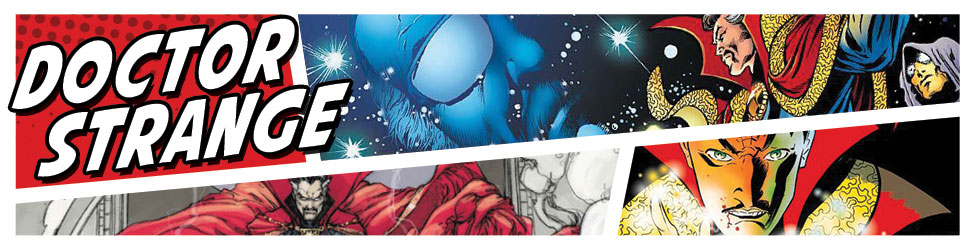 Doctor Strange Art, Merchandise and Collectibles - Marvel