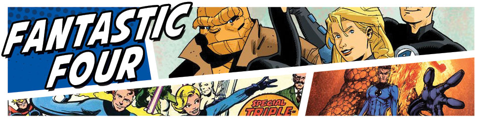 One-of-a-kind Marvel Animation Art from the Fantastic Four and more!