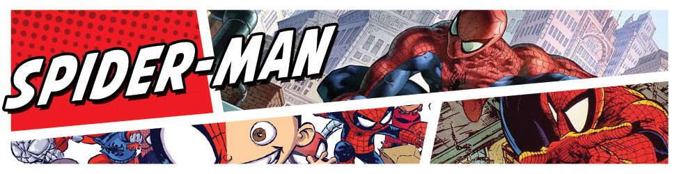 SpiderMan Animation Art, Comics, T-Shirts & New Era Hats