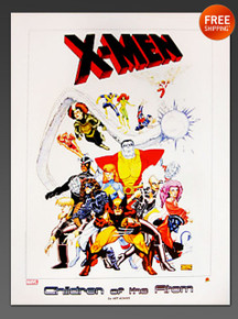 X-Men Children of the Atom poster