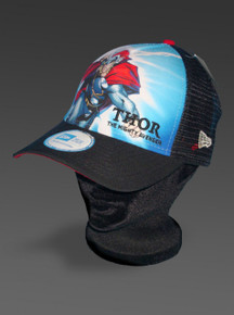 Thor The Mighty Avenger New Era Hat