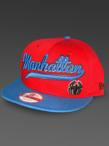 New Era Manhattan Spider-Man Snapback Adjustable Hat