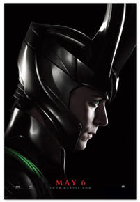 Loki Thor Movie Poster