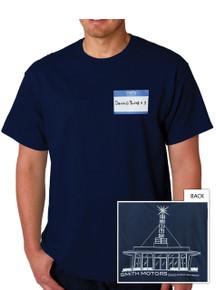 Donald Blake Thor SDCC T-Shirt Front