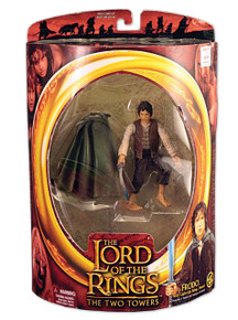 LOTR Frodo Action Figure with Light Up Sword