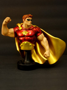 Hyperion Front sculpted by John Cleary from Bowen Designs