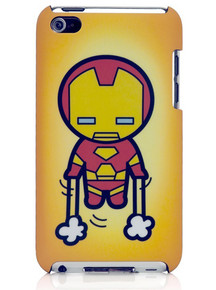 PDP iPod Touch 3rd generation Iron man hard case Marvel Kawaii Ironman