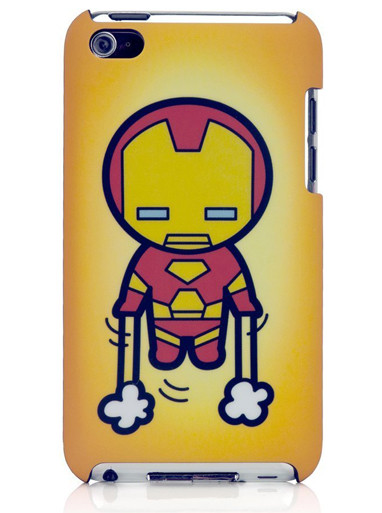 PDP iPod Touch 3rd generation Iron man hard case Marvel Kawaii Ironman