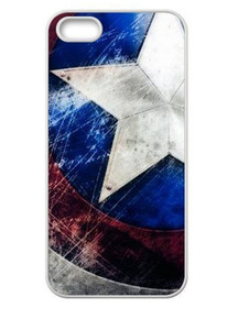 Captain America iPhone 5 Legendary Phone case from PDP
