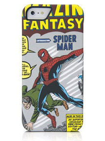 Amazing Fantasy 15 Cover Spiderman iPhone case