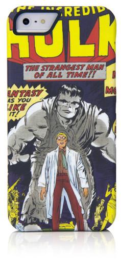 iPhone 5 Classic Hulk Clip Case PDP Marvel Comics Universe Collectors Edition