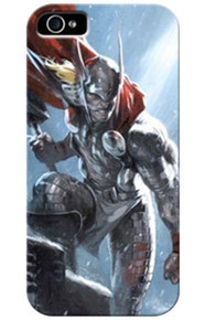 iPhone 5/5s Mighty Thor Clip Case PDP Marvel Collectors Edition Satin Grip IP-1892 Product Image