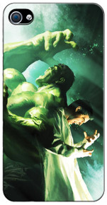 Hulk and Bruce Banner iPhone 4/4s hard case by Marvel