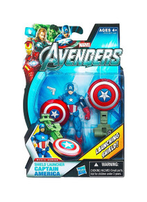 Captain America Shield Launcher from Hasbro