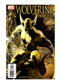 Wolverine Origins 3 Comic Book - Simone Bianchi Variant