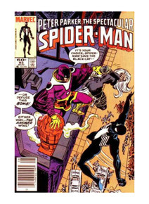 Peter Parker, The Spectacular Spider-Man # 93