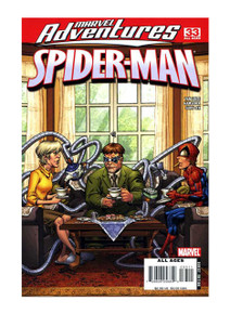 Marvel Adventures #33 Spider-Man Comic Book - The Tenant
