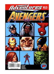 Marvel Adventures: The Avengers #25