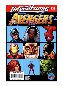 Marvel Adventures: The Avengers #25