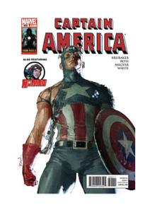 Captain America #695 Comic Book