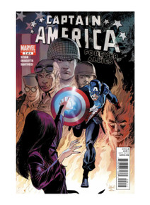 Captain America: Forever Allies #2 from Marvel Comics