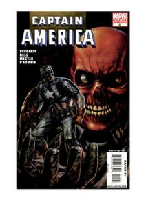 Captain America #45 - Villain Variant Cover  by Marvel