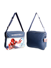 Marvel Amazing Spiderman 2 Messenger Bag Front and Back