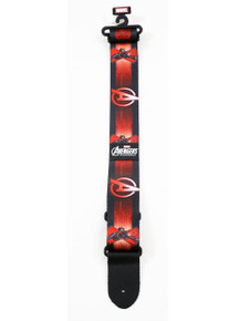 Peavey Marvel Avengers Black Widow Guitar Strap 3019540