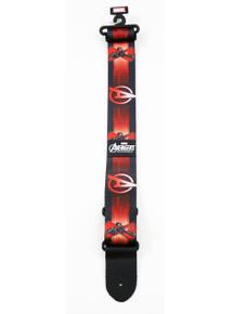 Peavey Marvel Avengers Black Widow Guitar Strap 3019540