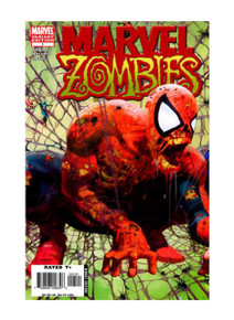 Marvel Zombies #1 Variant - Rare