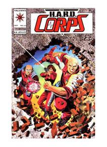 Hard Corps #21 - HeroWiz