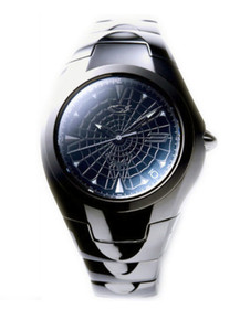 Spider-Man 3 Watch Black Suited GSX904SPD Marvel Comics Heroes Limited Ed Japan