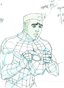 Flash Thompson can't take the pressure of being Spider-Man