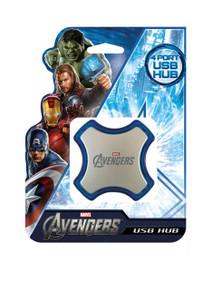Marvel Avengers Duracell 4 port USB Hub