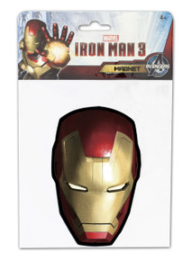 Marvel Iron Man 3 Car Magnet