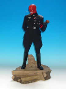 Sideshow Collectibles Marvel Red Skull Premium Format Figure Marvel Sample Front View