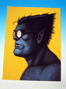 Mondo Beast Giclee Proof Front