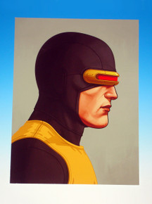 Mondo Mike Mitchell Portrait Giclee Front