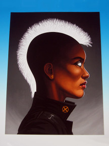 Mondo Mike Mitchell Storm Giclee front.
