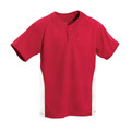 Kobe Closer Two Button Short Sleeve Baseball Jersey- 6 Colors