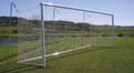 World Cup Goal 8' x 24' x 6' Deep with Channel Base Frame