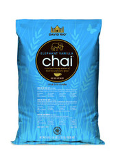 SPECIAL OFFER 4 Large Bags  ELEPHANT VANILLA CHAI 1.8 KG FREE SHIPPING