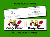 AFL Winning Margin Tickets
