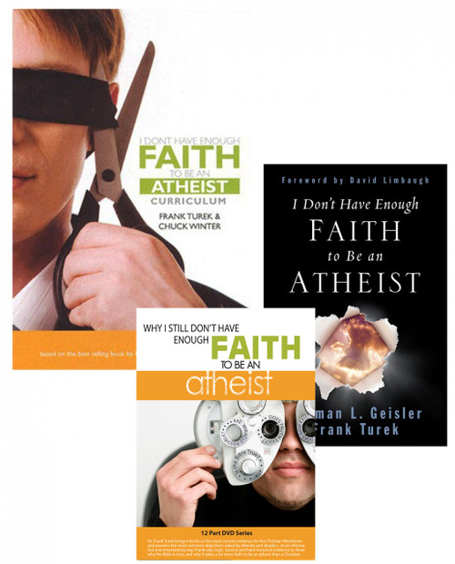 CURRICULUM Complete Set - I Don't Have Enough Faith to Be an Atheist