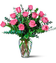 Pink and Pretty Roses