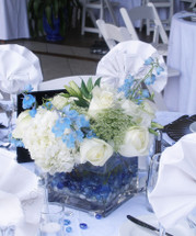 Seaside Reception Decor